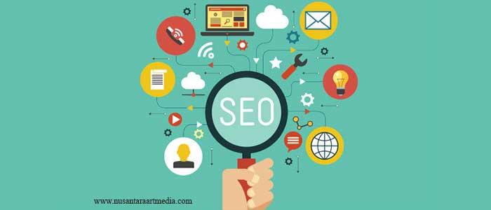 Jasa menampilkan website di urutan pertama google