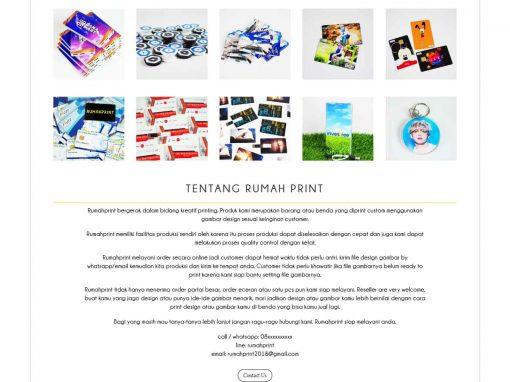 Rumah Print