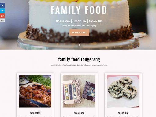 Family Food Tangerang