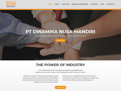 PT Dinamika Nusa Mandiri