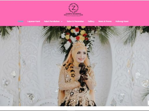 Zanita Salon & Wedding Organizer