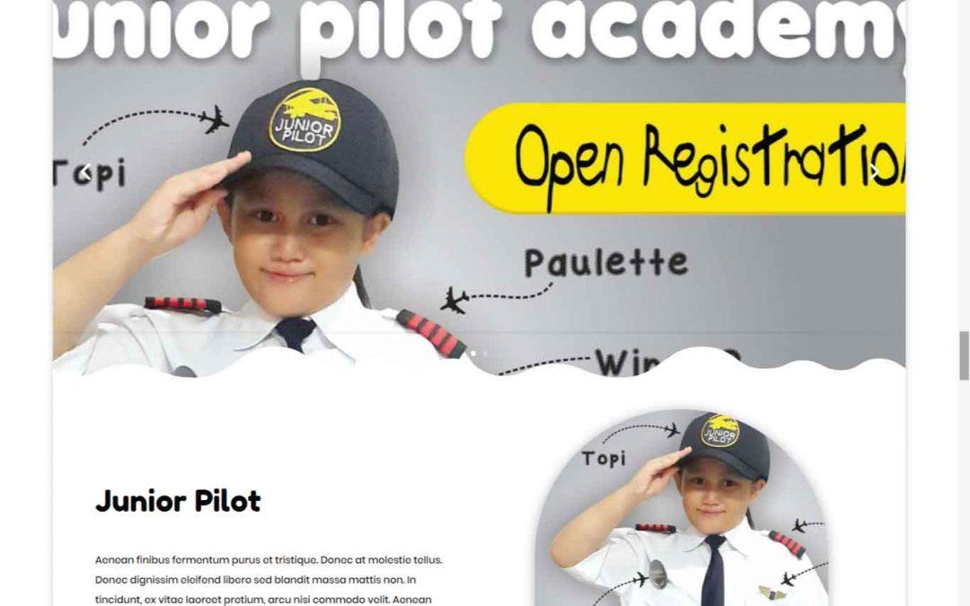 Junior Pilot Academy