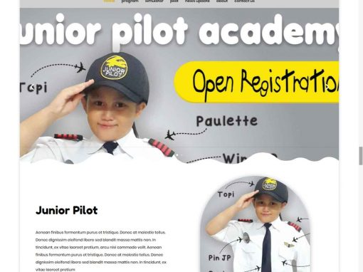 Junior Pilot Academy